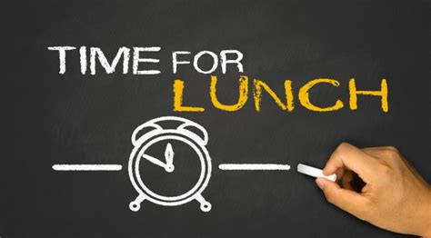 What Time Is Lunch by Lunch Learning E Learning Feeds
