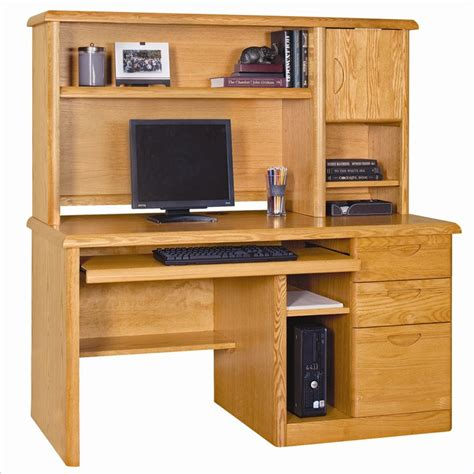 Home Computer Desks With Hutch by Runtime Error