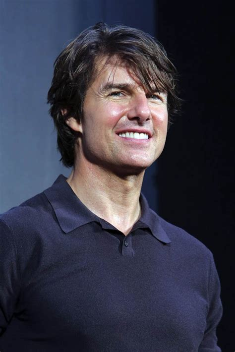 Tom Cruise by More On Interviewing Tom Cruise And His Strange Neutrality