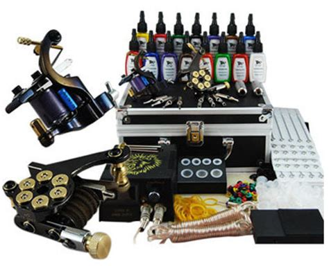 tattoos supplies starter kits for sale for beginners and