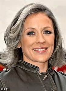 grey hair in 40 s 1000 images about hairstyles for women over 40 on