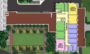 east wing floor plan the white house maplets