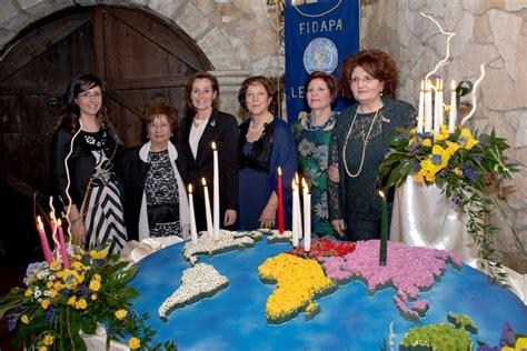 cerimonia delle candele la fidapa celebra la cerimonia delle candele