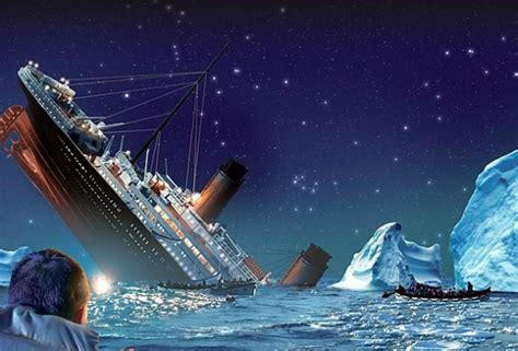 barco hundiendose animado james cameron muestra lo que realmente paso con el titanic