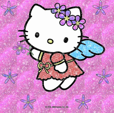 wallpaper hello kitty glitter hello kitty wallpaper cute hello kitty glitter wallpaper
