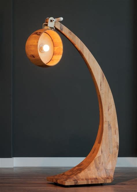 wooden light contemporary woobia wooden l by abadoc