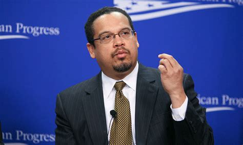 who is keith ellison power line a more relevant and radical democratic platform sanders