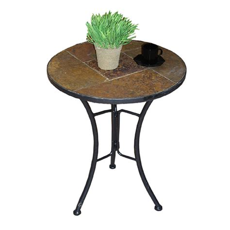 slate top end table slate top end table dcg stores