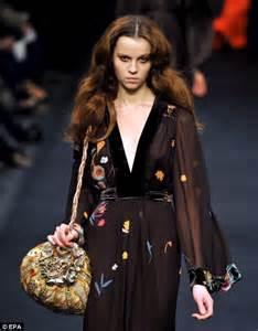 Avsh Alom Gur Fashion Week by Magic Of Ossie Clark Lives On At Fashion Week In