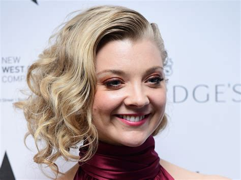 natile dormer of thrones natalie dormer knew character was being