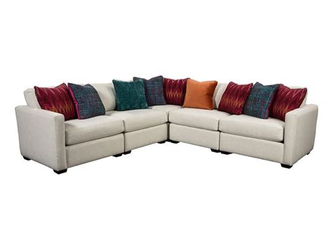 craftmaster sectional craftmaster living room sectional 7511 sect good s