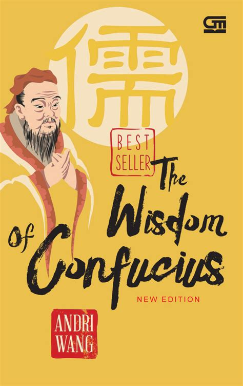 Novel Fantasi Benua Asia jual buku the wisdom of confucius new edition oleh andri