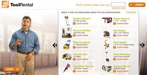 Home Depot Tool Rental by Home Depot Tool Rental Giveaway