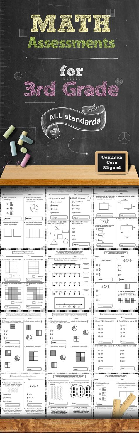core maths for a level 3rd edition by l bostock s chandler common core math assessments 3rd grade common core