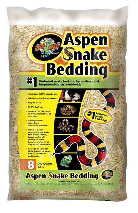 aspen snake bedding aspen snake bedding zoo med laboratories inc