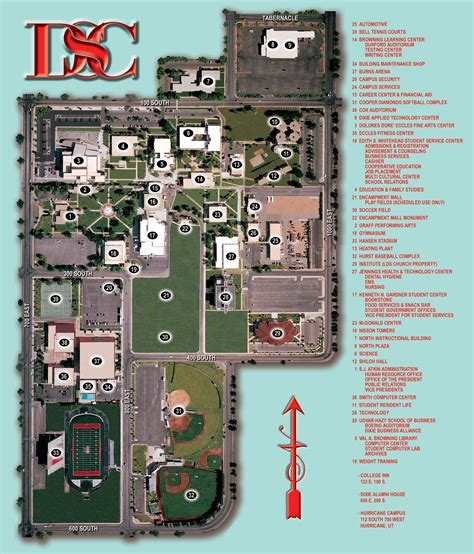 uh cus map college state college park map