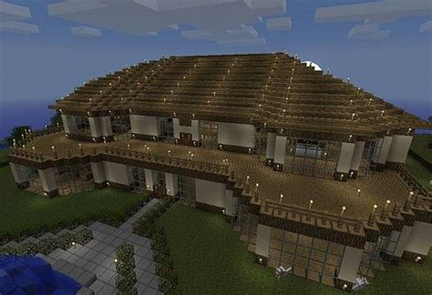 build a mansion cool things to build in minecraft xbox 360 xbox one