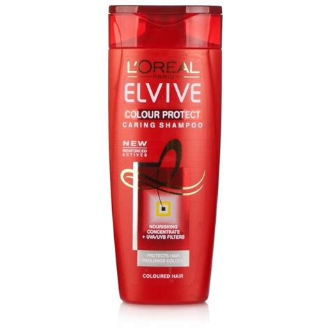 Loreal Elvive l or 233 al elvive colour protect shoo hair care product