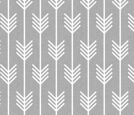 grey pattern images arrows light grey fabric by holli zollinger this would be