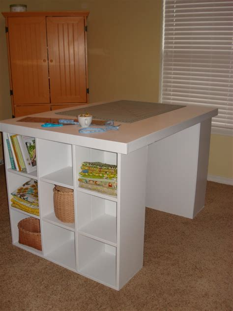 Sewing Cutting Table by Chestnut Sparrow Cutting Table With Storage You Can