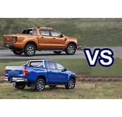 2016 Ford Ranger VS Toyota HiLux  DESIGN YouTube