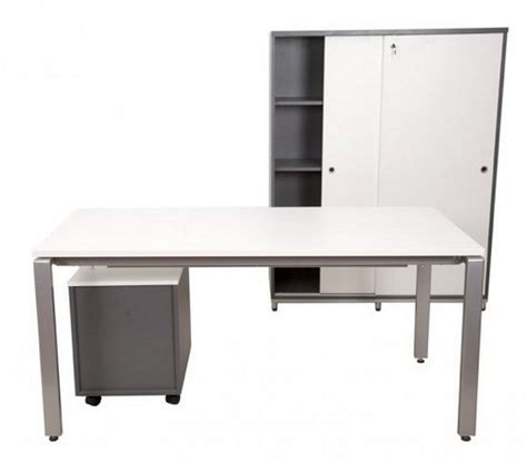 Modern Desk With Storage Modern Office Furniture Ideas For Convenient Use