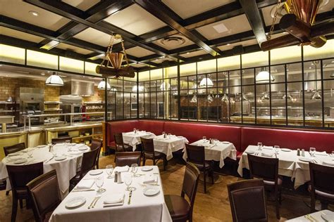 gallagher s steak house gallaghers steakhouse the official guide to new york city