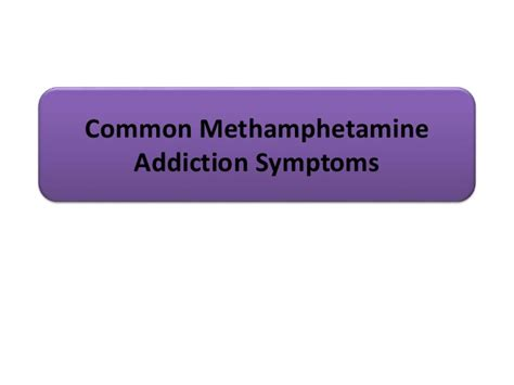 Meth Detox Symptoms by Meth Addiction Signs Pictures To Pin On