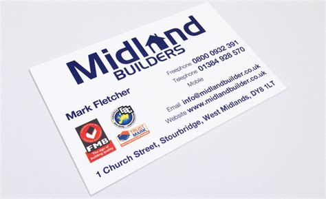 business cards templates uk midland builders business cards stourbridge getsited