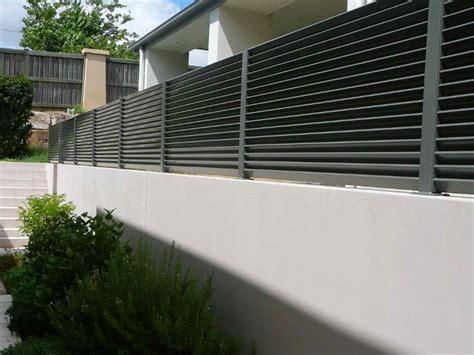 Custom Garage Design aluminium fencing brisbane fencing brisbane
