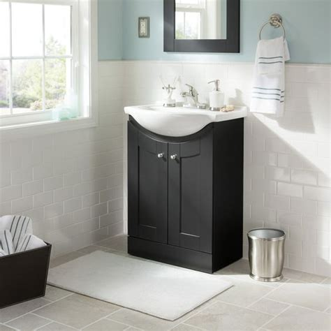 bathroom cabinets for bowl sinks shop style selections euro vanity espresso belly bowl