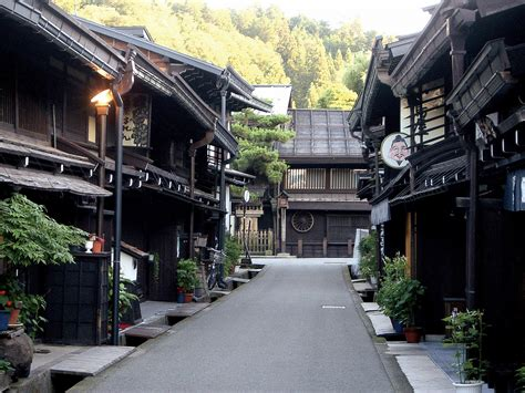 japanese town 4 japanese villages you should visit takayama japan and