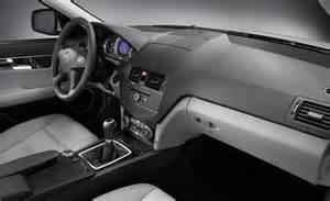 Mercedes C Class Interior Car And Driver