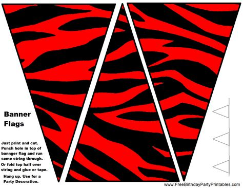 free printable zebra birthday banner 1000 images about printables on pinterest
