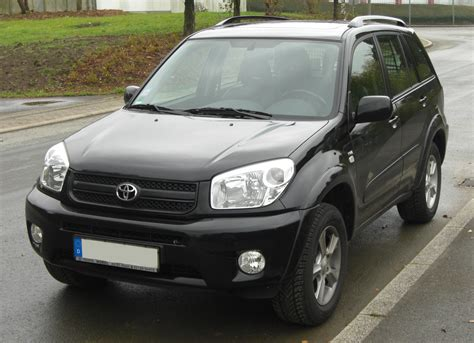 Toyota 2 Model 2003 Toyota Rav 4 Ii Pictures Information And Specs