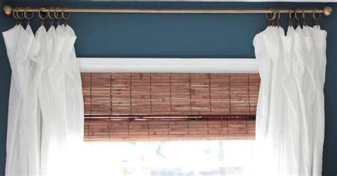 gardinen aufhangen mit ringen gardinen n 228 hen f 252 r anf 228 nger anleitungen und 55 bilder