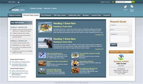 Sharepoint Templates 2010 Free sharepoint templates related keywords suggestions