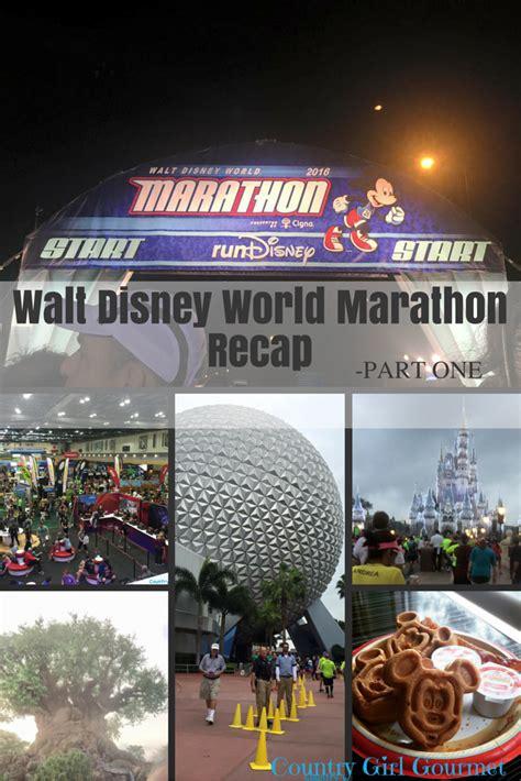 walt disney world marathon recap part 1 my southern mess