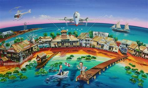 Painting With Light big day broome james down kimberley artist