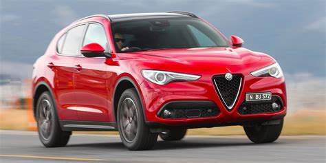 2018 alfa romeo stelvio pricing and specs photos