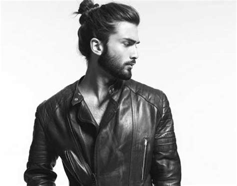 stages of slick to man bun 25 long hairstyles men 2015 mens hairstyles 2018