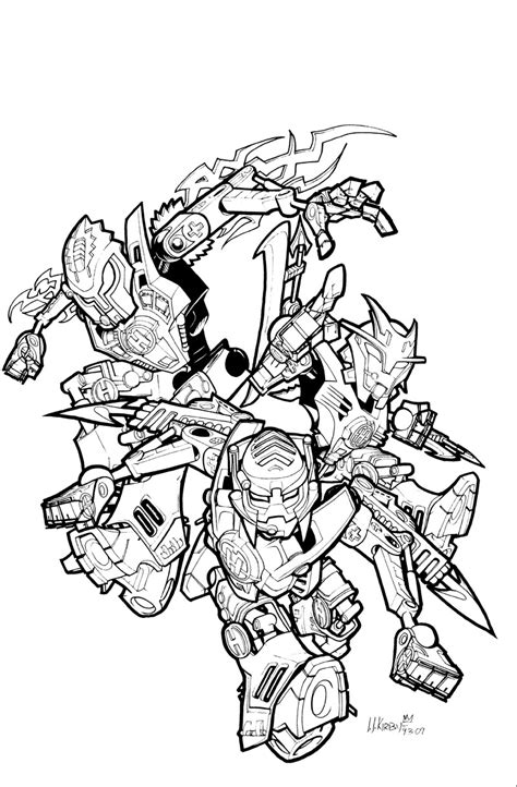 hero factory brain attack coloring pages coloring pages