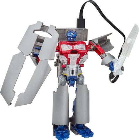 Emblem Perisai Transformer begini jadinya jika optimus prime berubah jadi powerbank