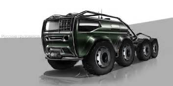 russian truck sketchtime inc