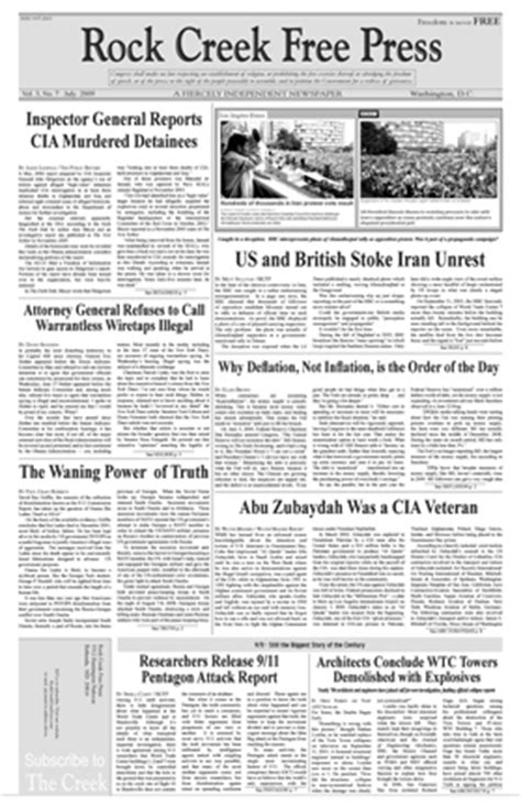 Newspaper Front Page Template Free by Newspaper Front Page Template Free