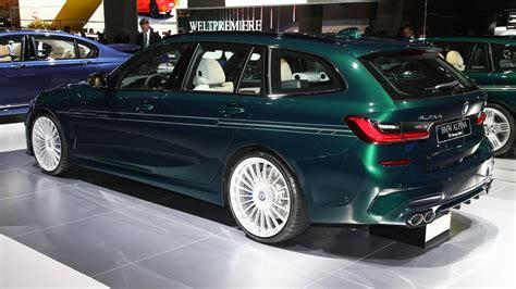 bmw alpina b3 2020 2020 bmw alpina b3 debuts as sports wagon at frankfurt