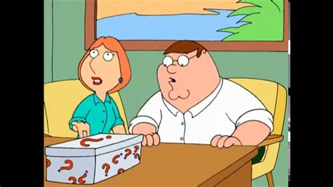 peter griffin boat family guy quot you can have the boat or the mystery box