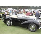 1947 Triumph 1800 Roadster At Pinehurst Concours D