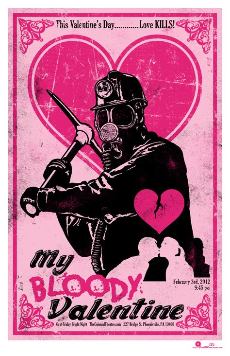 all my bloody valentines my bloody 1981