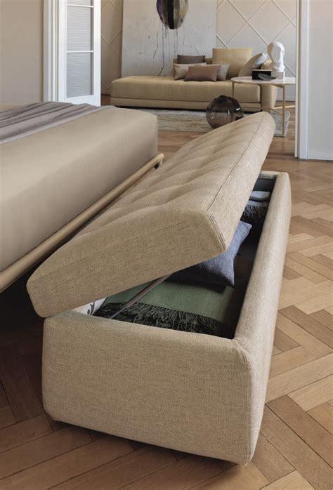 lada letto iko panca contenitore collezione iko by flou design